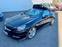 Mercedes SLK250 1,8 aut. BE