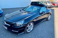 Mercedes SLK250 aut. BE 1,8