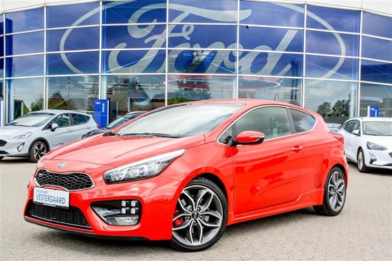 Kia Ceed 1,6 GT Advance  5d 6g