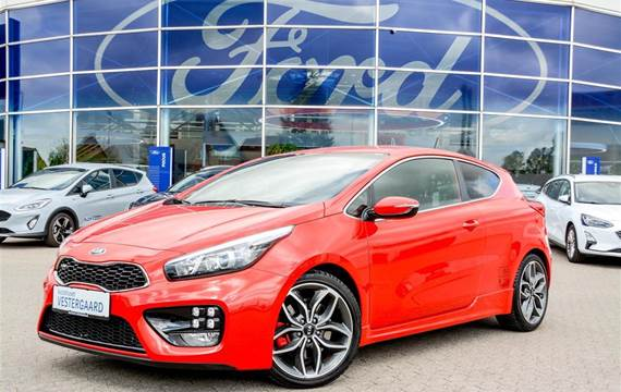 Kia Ceed GT Advance  5d 6g 1,6