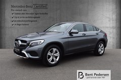 Mercedes GLC 2,0 300 Coupe  4-Matic 9G-Tronic  5d 9g Aut.