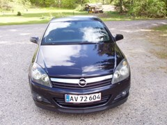Opel Astra 1,6 Limited GTC