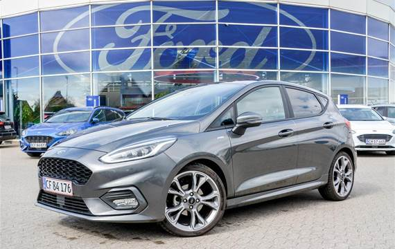 Ford Fiesta EcoBoost ST-Line  5d 1,0