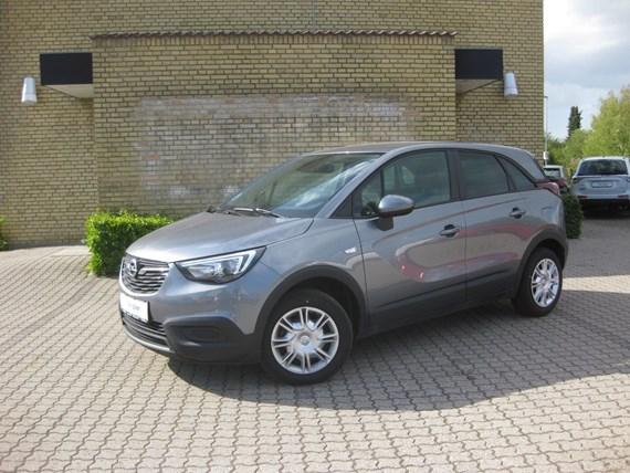 Opel Crossland X 1,2 T 110 Impress aut.