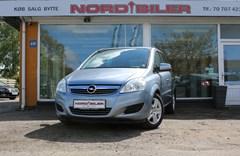 Opel Zafira 1,9 CDTi 150 Enjoy aut. 7prs