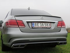 Mercedes E220 2,2 Avantgarde AMG aut.