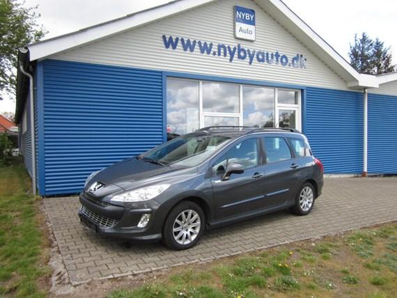 Peugeot 308 1,6 HDi 90 Millesim 200