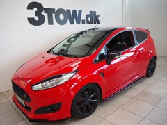 Ford Fiesta 1,0 SCTi 140 Red Edition Van