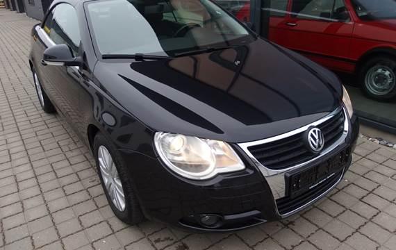 VW Eos 2,0 TFSi
