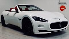 Maserati GranCabrio 4,7 Sport Automatic