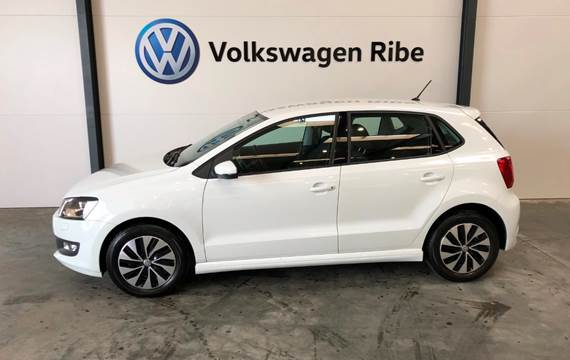 VW Polo TSi 95 BlueMotion DSG 1,0