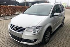 VW Touran 1,9 TDi 105 Highline DSG 7prs