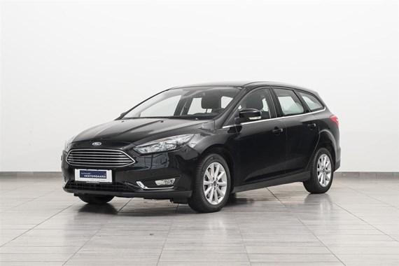 Ford Focus 1,5 EcoBoost Titanium  Stc 6g