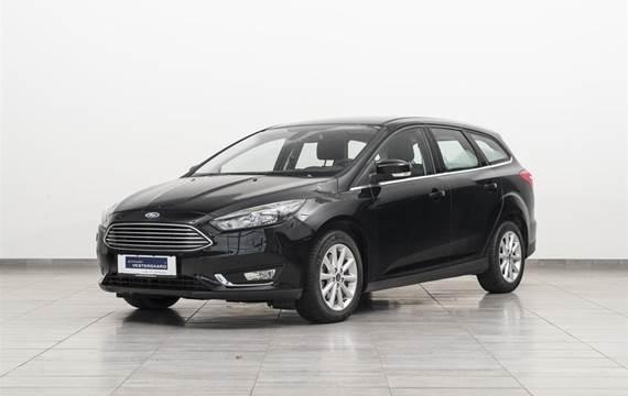 Ford Focus EcoBoost Titanium  Stc 6g 1,5