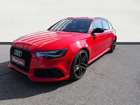 Audi RS6 TFSi Avant quattro Tiptr. 4,0