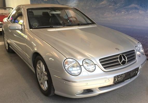 Mercedes CL500 aut. 5,0