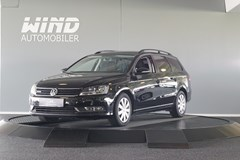 VW Passat 1,6 TDi 105 Trendl. Vari. BMT
