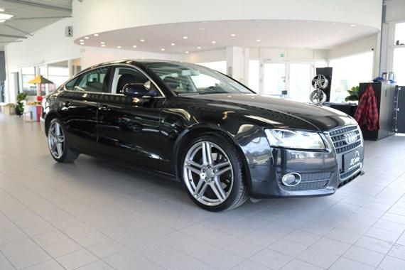 Audi A5 2,0 TDi 170 SB