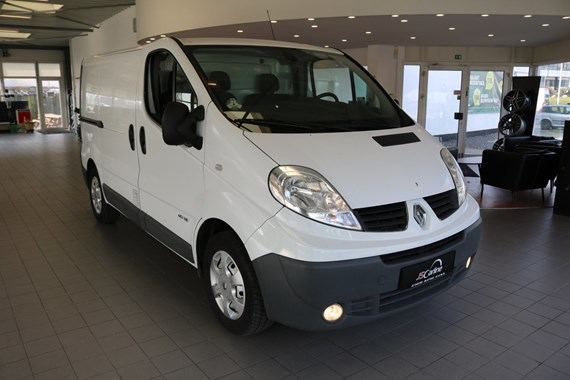 Renault Trafic T29 2,0 dCi 115 L1H1