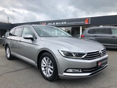 VW Passat 2,0 TDi 190 High+ Vari. DSG