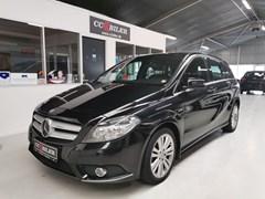 Mercedes B200 1,8 CDi aut. BE Van