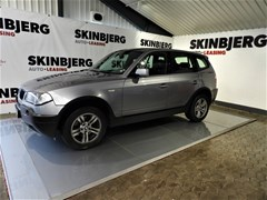 BMW X3 Steptr.