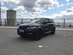 Land Rover Range Rover sport SDV8 Autobiography aut. 4,4