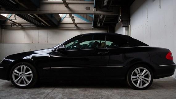 Mercedes CLK200 Komp. Avantgarde aut. 1,8