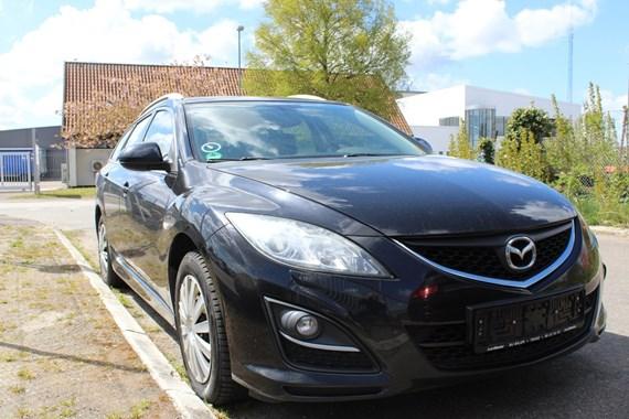 Mazda 6 Sport stc. 2,0