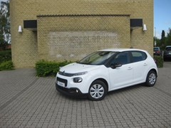 Citroën C3 BlueHDi 75 Feel+ Van 1,6