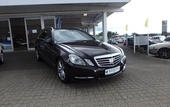 Mercedes E350 CDi Avantgarde stc. aut. BE 3,0