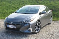 Toyota Prius Plug-in Hybrid H3 MDS 1,8
