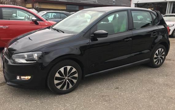 VW Polo TSi 95 BlueMotion 1,0
