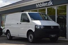 VW Transporter TDi 114 Kassev. kort Eco Light 2,0
