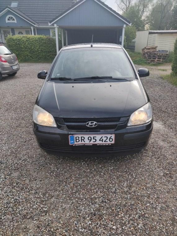 Hyundai Getz GL 1,3
