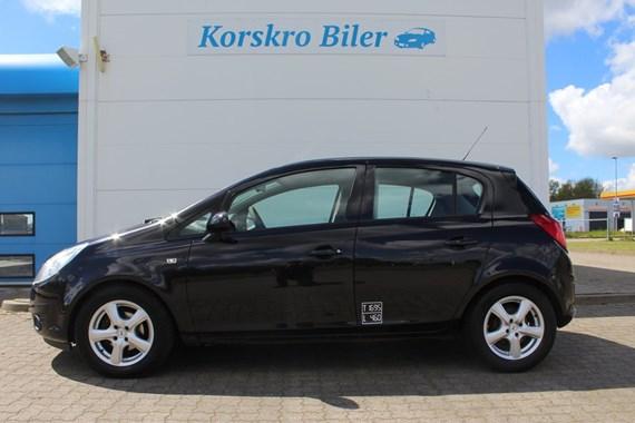 Opel Corsa CDTi 75 Cityvan 1,3