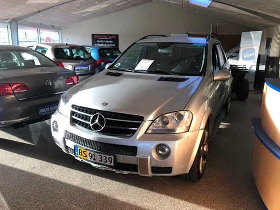 Mercedes ML63 AMG aut. 4-M Van 6,3