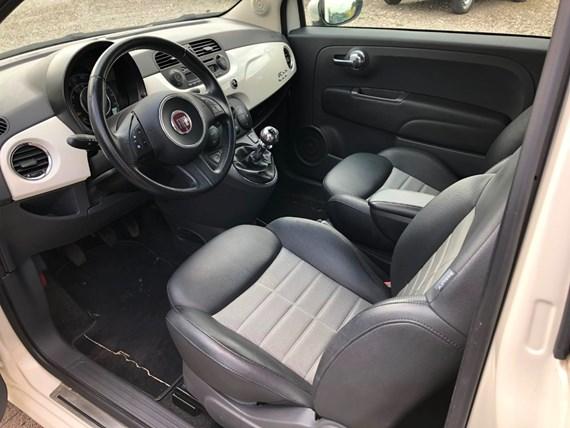Fiat 500 Lounge 1,4