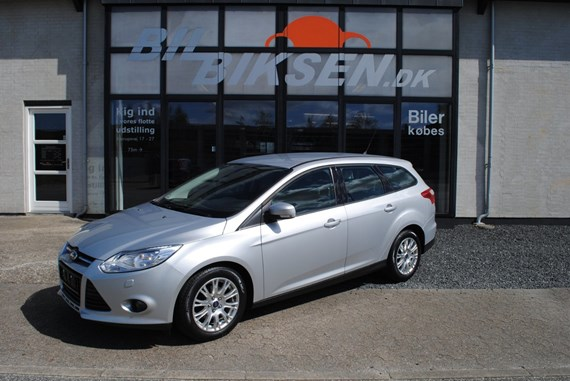 Ford Focus Ti-VCT 125 Trend stc. aut. 1,6