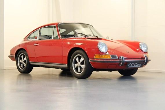 Porsche 911 T Coupé 2,2