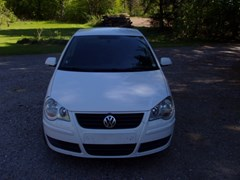 VW Polo TDi 100 Van 1,9