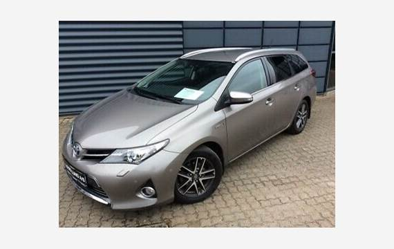 Toyota Auris Hybrid H2 Premium Comfort TS 1,8