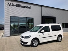 VW Caddy TSi 105 Comfortline 1,2