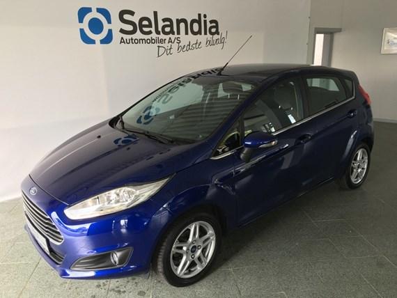 Ford Fiesta SCTi 125 Titanium 1,0