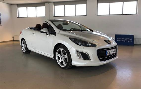 Peugeot 308 THP Griffe  Cabr. 6g 1,6