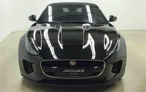 Jaguar F-Type S/C S Coupé aut. AWD 3,0