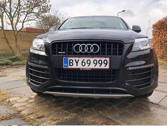 Audi Q7 TDi 245 quattro Tiptr. CD 3,0