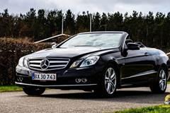 Mercedes E250 CGi Elegance Cabriolet aut. BE 1,8