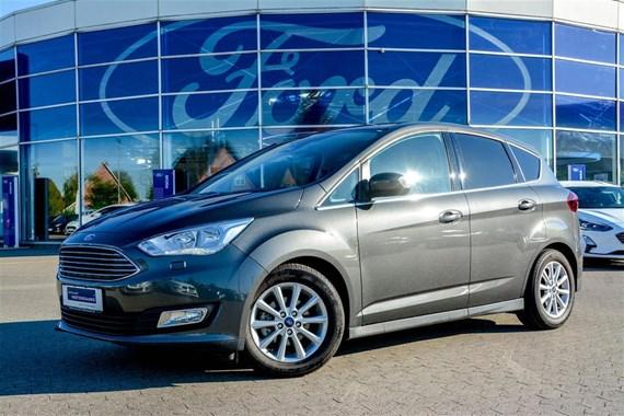 Ford C-MAX EcoBoost Titanium  6g 1,0