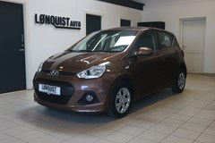 Hyundai i10 Go Air 1,0